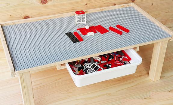 레고 테이블 2인용